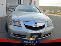 2009 Acura RL AWD Navigation Reverse Camera, Carbon fiber roof