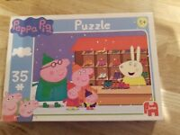 Peppa Pig 35 piece puzzle by Jumbo Puzzle