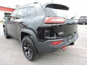 2016 Jeep Cherokee TRAILHAWK, TOIT OUVRANT PANO, TEMPS FROID, RE West Island Greater Montréal image 12