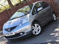 **LOW MILEAGE** HONDA JAZZ 1.4 EX, PANORAMIC ROOF, LONG MOT