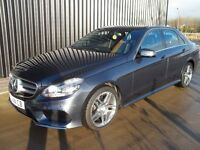 Mercedes-Benz E Class 2.1 E220 CDI AMG Sport 7G-Tronic Plus *** Finance Available***