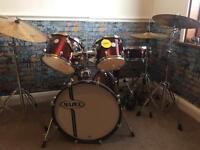 Mapex horizon drumkit