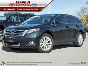 2014 Toyota Venza LIMITED 4CYL AWD !!!