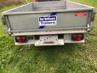 Ifor willams trailer 8x5