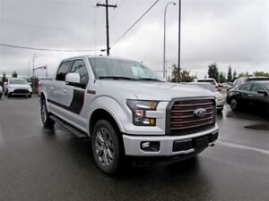 2017 Ford F-150 FX4 WITH APPEARANCE PACKAGE