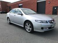 JANUARY 2007 HONDA ACCORD SPORT I-CTDI FULL SERVICE HISTORY LONG MOT