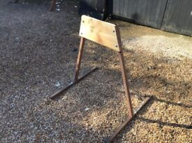 Outboard Motor Stand up to 20 HP approx