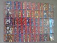 "50 boxing dvds, full set "" Boxers"""