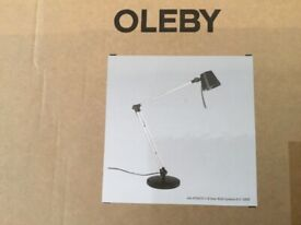 Ikea New in Box Oleby Desk Lamp