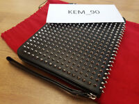 CHRISTIAN LOUBOUTIN - IPAD CASE - LEATHER SPIKED - NEW SEASON - RRP £495 - BRAND NEW