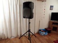 mackie thump th15a passive speaker