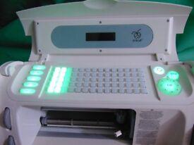 Cricut Create Machine With Accessories