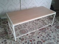 Coffee Table , Lovely Condition, 110 cm x 50 cm x 46 cm. Free local delivery if required