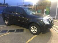 SSANGYONG Rexton 270s 5s very low miles Px welcome