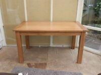 Westbury Oak Dining Table