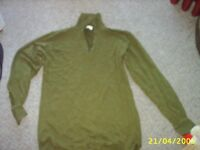 BRITISH ARMY NORWEGIAN TOP