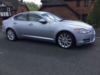 2011 Jaguar XF 3L Premium Luxury superb condition inside and out, low mileage, MOT until 31Mar 2019