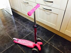 Mini m-cro scooter Pink