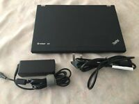 "Lenovo Thinkpad x220 core i5 @ 2.50ghz (320GB HD, 4Gb RAM) 12.5"" screen with Wifi & Camera"