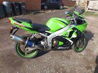 well loved Kawasaki zx6r j2 ninja 600