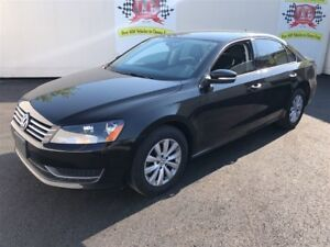 2013 Volkswagen Passat Trendline, Automatic, Heated Seats, 73,00