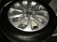 "Original 2016 Seat Leon 16"" Alloys"
