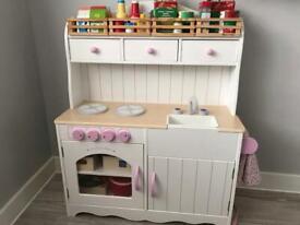 JoJo Maman bebe wooden kitchen