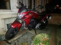 Honda CB500F Year 2014 Low Mileage