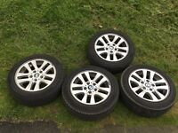 "BMW Alloys 16"" 5x120"