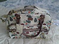 Ollie and Nic small holdall, bnwt