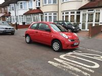 Stunning 2009 Nissan Micra, 3k Miles ONLY, 1 Owner from NEW, Full Nissan Service History, Like NEW