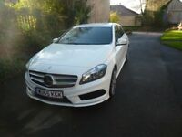 Mercedes A180 CDi BlueEFFICIENCY AMG Sport 5Dr SatNav