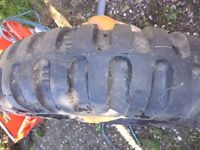 Jeep tyre 7.00 x 15 new old stock