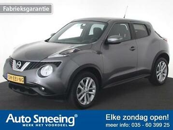 Nissan Juke 1.2 DIG-T S/S Connect Edition Navigatie Camera