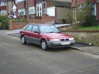 Rover 216 SLi Auto