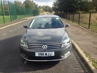 2011 Volkswagen Passat 1.6 TDI BlueMotion Tech SE 4dr