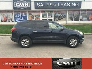 2010 Chevrolet Traverse LS 8-PASS *CERTIFIED*