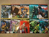 Batman and Robin the Boy Wonder issues 1-10 Jim Lee