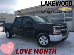 2016 Chevrolet Silverado 1500 LT (Tinted Windows, Colored Touch