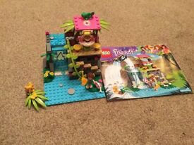 Lego Friends 41033 - Jungle Falls Rescue