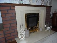 Valor home flame gas fire.