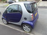 DIESEL (CDI ) smart car for 2 CITY COUPE left hand drive diesel