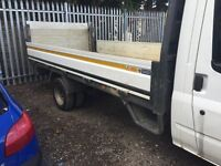 FORD TRANSIT DROP SIDE BODY