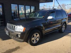 2006 Jeep Grand Cherokee Overland LOADED MINT!!