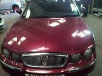 Rover 75 only 54000 miles