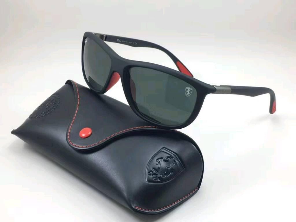 sunglasses ray ban ferrari in sutton london gumtree. Black Bedroom Furniture Sets. Home Design Ideas