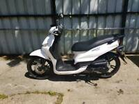 Peugeot Tweet 50cc Scooter/Moped. As new condition!!!