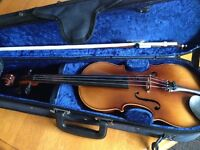 Lovely 3/4 Violin early 20th century
