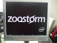 Zoostorm 3.16ghz + 3.16ghz full pc setup