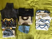 Boundle of boys clothes 2-4 months, 3-6 months in excellent condition